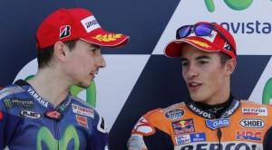 Benarkah Ada Koalisi Marquez-Lorenzo untuk Hancurkan Rossi?
