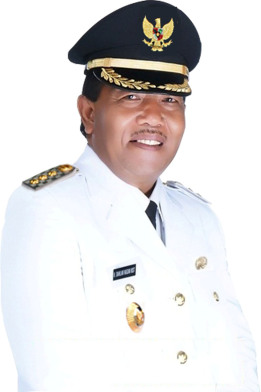 Bupati Madina Dr.H.Dahlan Hasan Nasution
