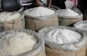 Stok beras