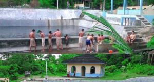 Wisata Pemandian Air Panas di Kecamatan Siabu