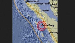 Gempa Mandailing Natal, Minggu (8/11/2015) www.startfmmadina.com