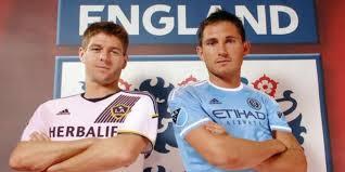 Gerrard Sebal Selalu Dibandingkan dengan Lampard