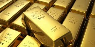 Harga Emas Dunia Turun
