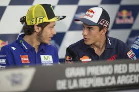 Marquez Siap Berdamai dengan Rossi