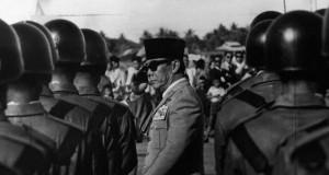 Kisah Supersemar dan Soekarno ngamuk di Istana Bogor