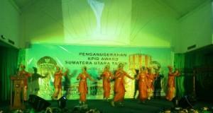 Komisi Penyiaran Indonesia Daerah Sumut Gelar KPID Award