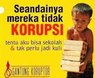 Hukum Besi untuk Hentikan Korupsi
