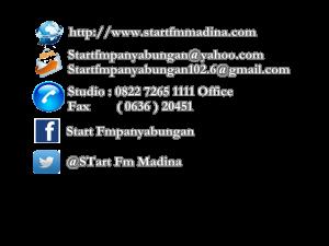 akun media sosial