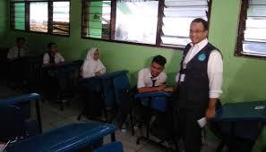 Menteri Anies Minta Siswa Tak Gugup Hadapi Ujian Nasional