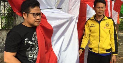 Ketum PKB: Ayo Beli Bendera dari Pedagang Kecil