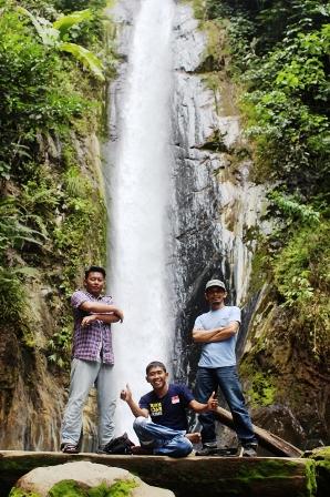 Air Terjun Pagaran Gala Gala, Selalu Ramai Dikunjungi Wisatawan