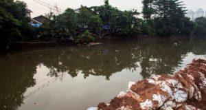 Antisipasi Banjir, Warga Pangkalan Harapkan Lanjutan Tanggul