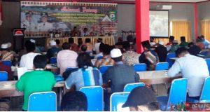 Dispora Madina Laksanakan Sosialisasi Pengembangan Pelestarian Adat Budaya