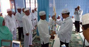 Tiga Pengurus Cabang IPHI Wilayah Pantai Barat Madina Dilantik