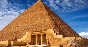 Suhu Bumi Pada Zaman Firaun