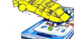 Dishub Sumut pun Tegur Taksi Online