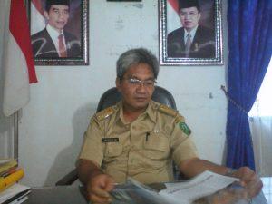 Camat Panyabungan, Hapisuddin Nasution, S.Sos.