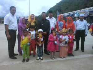 Bupati Hadiri Hari Anak Nasional