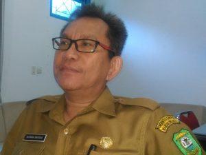 Marwan Surbakti Kepala Inspektorat Mandaing Natal