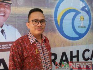 Muhammad Yakuf Hasibuan Ketua terpilih Himpunan Pengusaha Muda Indonesia (HIPMI) Kabupaten Mandailing Natal (Madina) periode 2016-2019.
