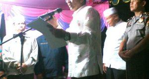 Hafisuddin Nasution Buka MTQ Tingkat Kecamatan Panyabungan