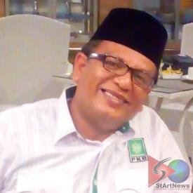 Ketua PKB Mandailing Natal Khoiruddin Fasalah Siregar.