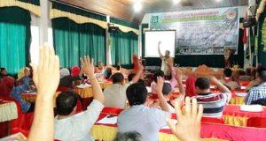 KONI Madina Gelar Workshop Peningkatan Profesionalisme Pelaku Olahraga