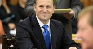 PM Selandia Baru John Key Mundur demi Keluarga