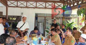 Dinkes Madina Jalin Silaturrahmi dengan Wartawan