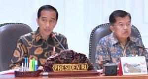 Jokowi Ajak Kerja Keras Mati-matian Turunkan Kesenjangan