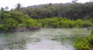 Aek Milas Dano (Danau) Hutaraja