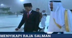 Menyikapi Raja Salman