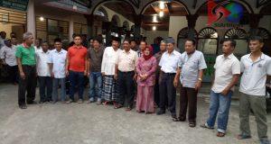 Ketua DPRD Madina Reses di Kotanopan