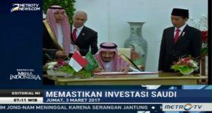 Memastikan Investasi Saudi