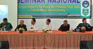 Seminar Nasional : Dalihan Na Tolu Ditinjau dari Semua Agama dan Pancasila