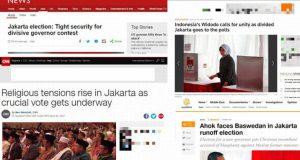 Media Asing Turut Soroti Pilkada DKI Jakarta Putaran Kedua