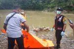 Mayat Mr-X Mengapung di Sungai Batang Natal