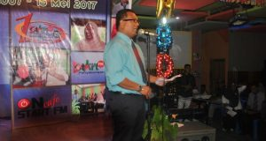 "Direktur Radio StArt: Khoiruddin Faslah Siregar  ""Radio StArt FM Selalu Mengedepankan Kearifan Lokal"""