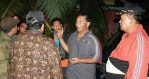 Tinjau Bencana Alam, Bupati Madina Ajak Warga Bergotong Royong