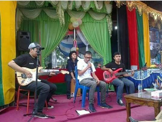 Ultah StArt FM ke 4 Bersama Soul Project Band