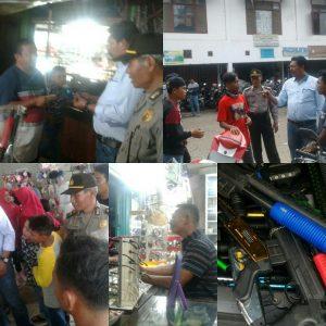 Polres Madina Patroli Dialogis di Pusat Keramaian