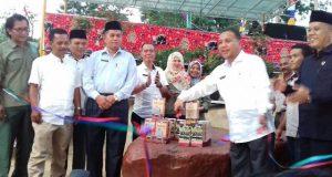 Dua  Koperasi Petani Kopi Launching Produk di Taman Raja Batu