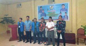 Tan Gozali Ketua KNPI Mandailing Natal Terpilih