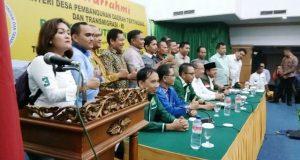 Satgas Dana Desa Banyak Menerima Laporan dari Sumut