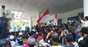 Takut Ditangkapi, Aliansi Peduli Tambang Datangi DPRD Madina