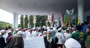 Aksi Solidaritas Rohingya Diterima DPRD dan Pemkab Madina