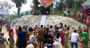 Pemkab Madina Peringatan HAN di Taman Raja Batu