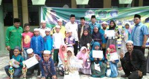 Madina Raih Juara Umum PORSADIN Ke III Sumatera Utara