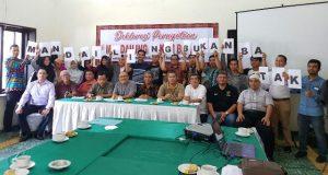 Deklarasi Mandailing Bukan Batak Berlangsung di Medan