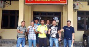 Polisi Tangkap Dua Pemain Tua Judi Togel di Longat